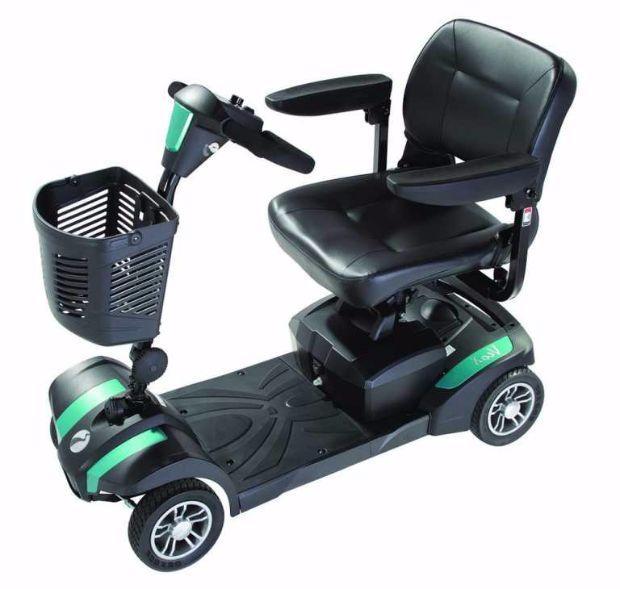 Scooter elettrico per anziani di TECNOSAN SERVICE