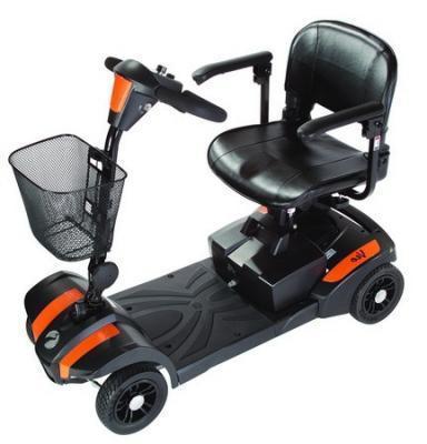 Scooter elettrico disabili di Tecnosan Service srl