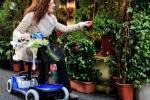 Scooter elettrici per disabili di Kymco