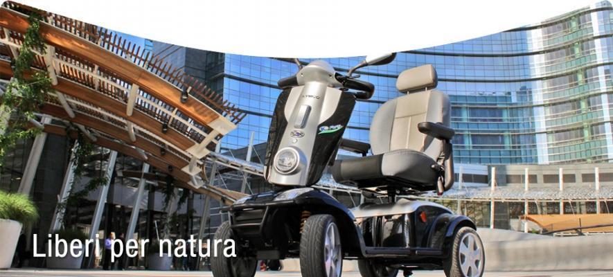 Mini scooter elettrico di Kymco