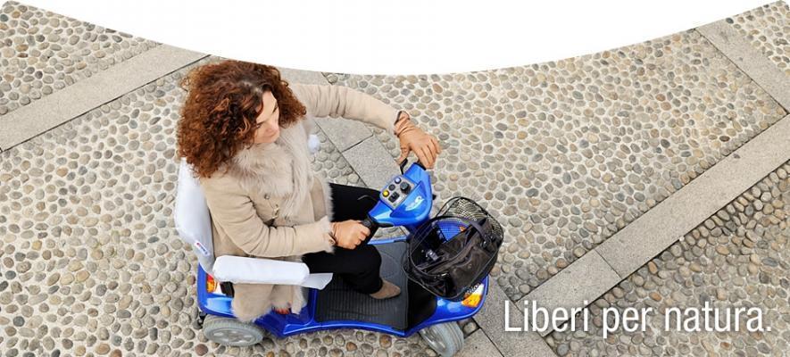 Scooter elettrico di Kymco