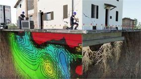 Cedimento delle costruzioni, consolidamento e stabilizzazione del terreno