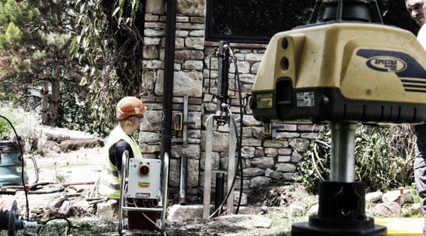 Cedimento delle costruzioni: studi preliminari GEOSEC® per cedimenti di costruzioni
