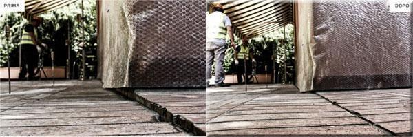 Consolidamento delle pavimentazioni residenziali, by GEOSEC®