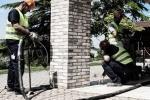 Soluzioni consolidamento GEOSEC® per cedimenti di costruzioni