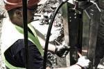 Iniezioni di resina espandente e micropali GEOSEC® per cedimenti di costruzioni