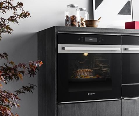 Forno touch screen Hotpoint