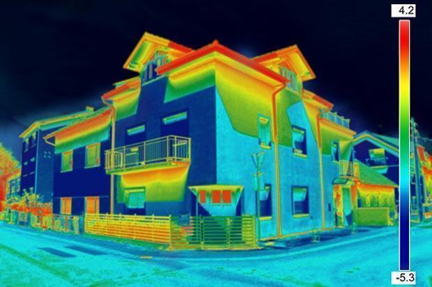 Isolamento termico edificio