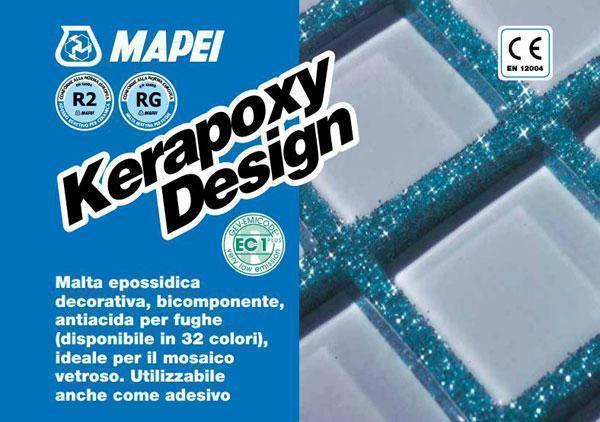 Kerapoxy Design di Mapei S.p.A.