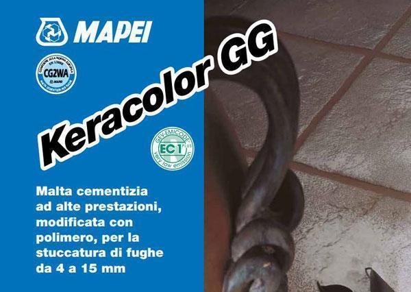 Keracolor GG di Mapei S.p.A.