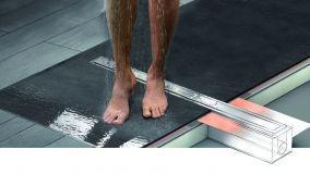 Piatto doccia a filo pavimento: bellezza e funzionalità in un unico elemento