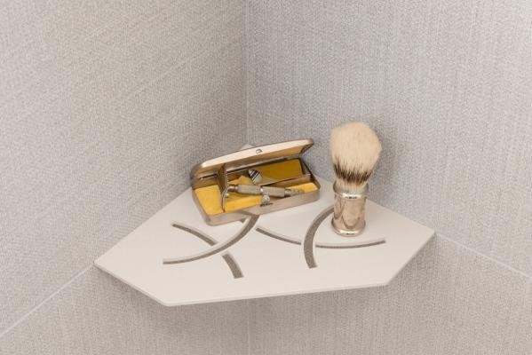 Mensola schlüter-shelf alluminio finitura trendline