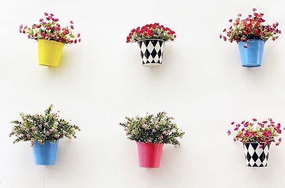 Come innaffiare le piante in vaso