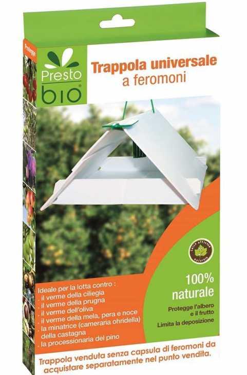 Trappola per insetti ai feromoni