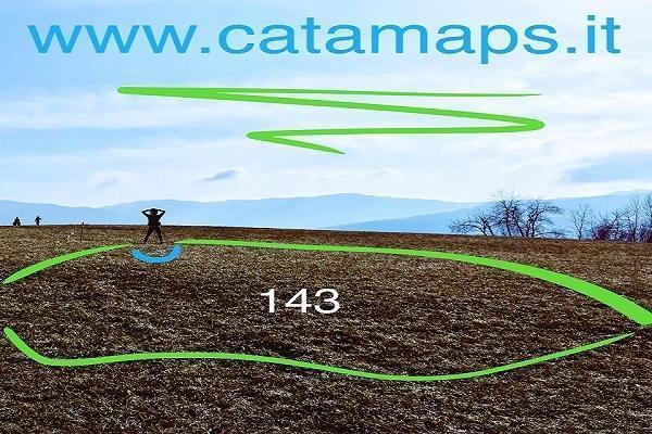 Localizzare terreno con Catamaps