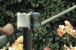 Contenitori elettrici stagni AVE testa palo