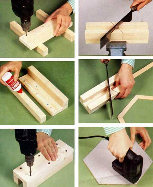 Creare cornici: realizzazione del tagliacornici
