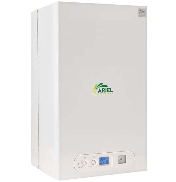 Caldaia a condensazione eco-wind di Ariel Energia