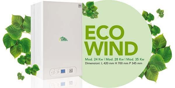 Caldaia a condensazione eco-wind