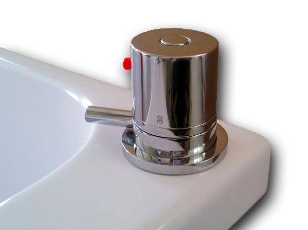 Vasche per disabili e anziani miscelatore termostatico