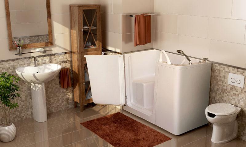 Vasca Da Bagno Per Disabili : Vasche per disabili e anziani