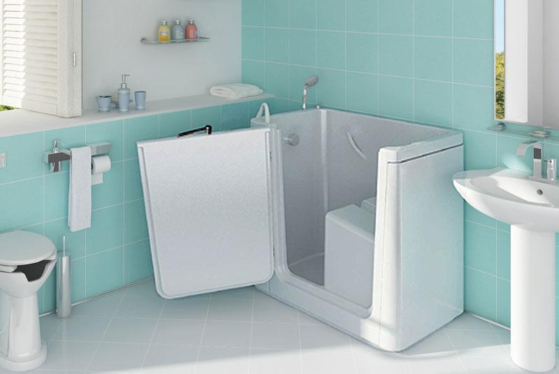 Vasca Da Bagno Apribile : Vasca da bagno con apertura laterale prezzi quanto costa vasca con