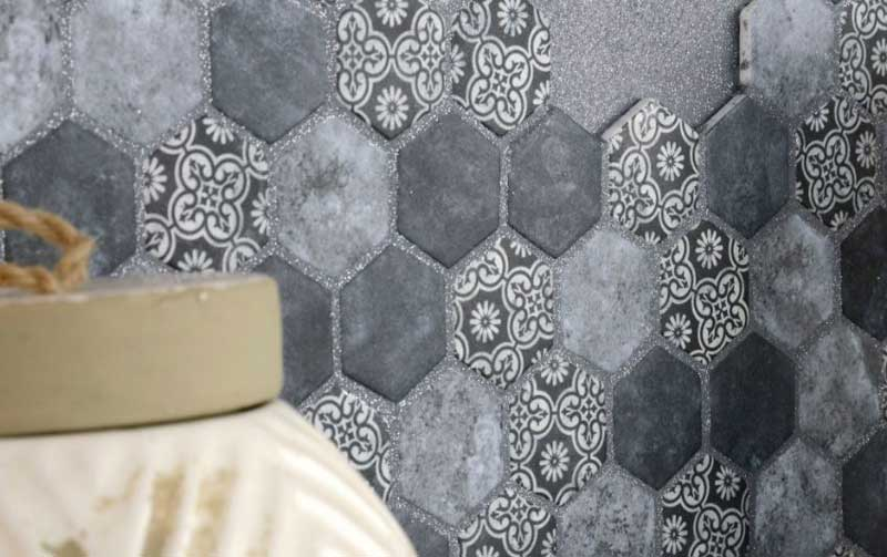 Fughe piastrelle bagno glitterate Starlike by Litokol