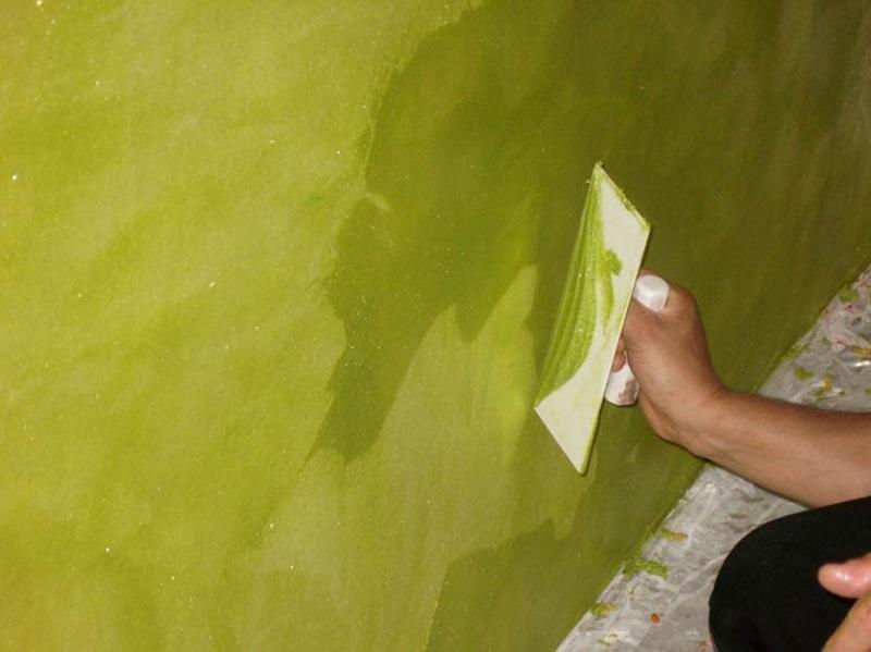 Rasatura di pareti con Starlike