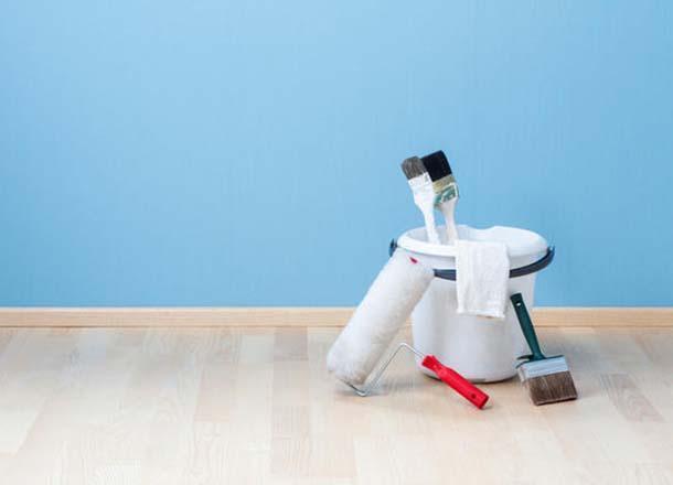 Materiali e utensili per decorare la cameretta