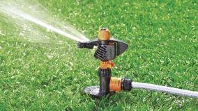 Sistemi d'irrigazione fuori terra