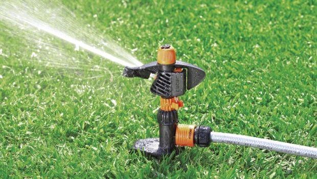 Sistemi di irrigazione fuoriterra per il giardino