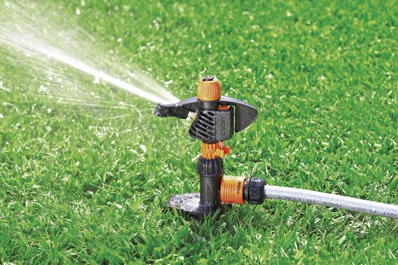 Pastic Spyke : irrigatore da giardino
