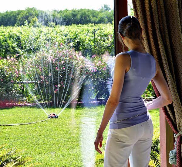 Irrigatori giardino