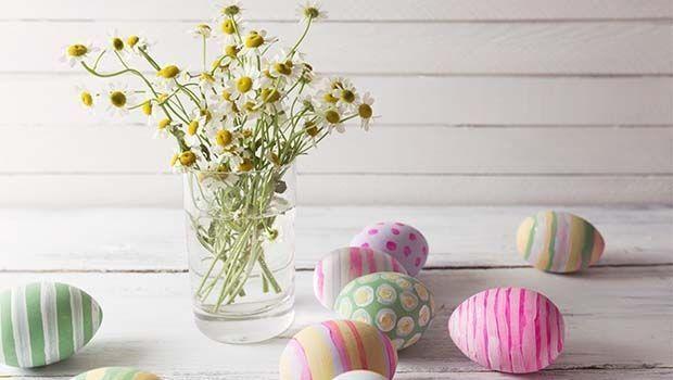 Lavoretti di Pasqua: spunti creativi per la casa e la tavola