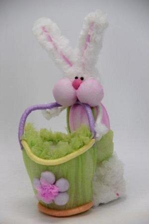 Coniglietto con cestino de L'Emiliana