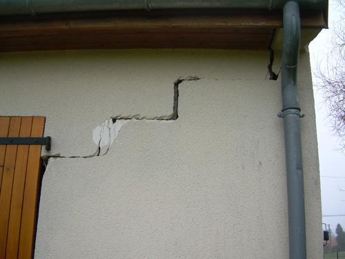 Crepe nelle murature - Tracce su muri portanti ...