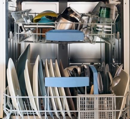 Interno lavastoviglie