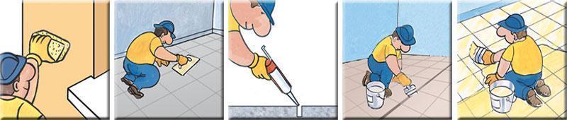 Soluzioni per terrazzi, applicazione di prodotti impermeabilizzanti Azichem S.r.l.