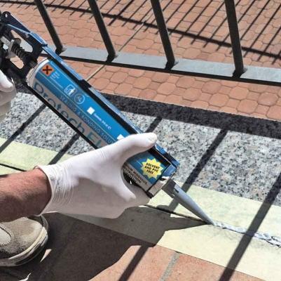 Impermeabilizzare terrazzi pavimentati