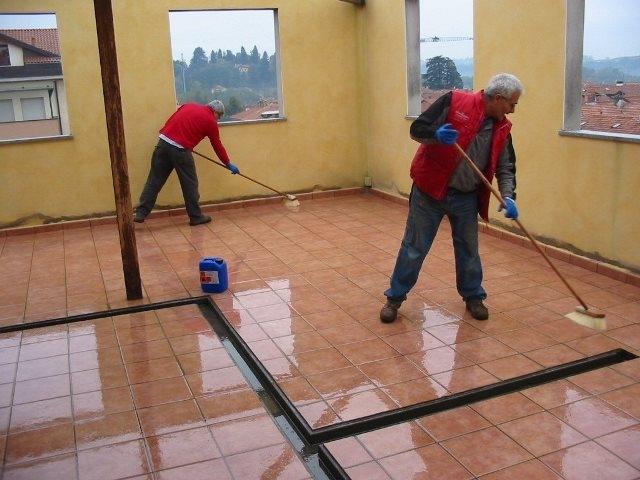 Impermeabilizzante per terrazzi