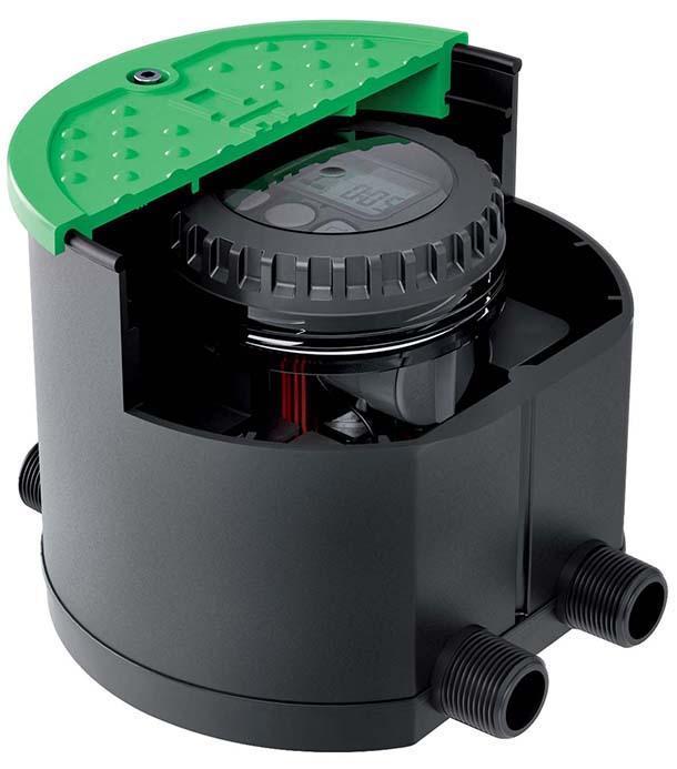 Irrigazione programmabile for Impianto irrigazione automatico
