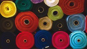 Rinnovare casa con gli scampoli di stoffa