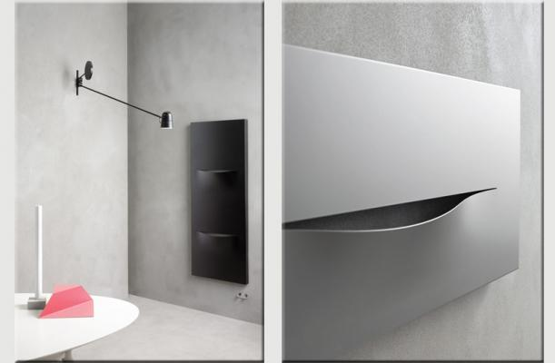 CUT, termoarredo di design by Caleido srl