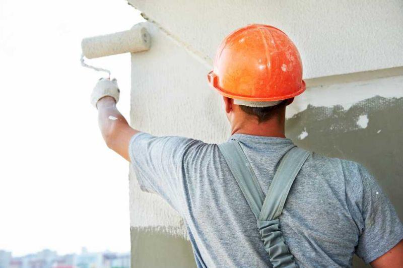 Rivestimento esterno casa energeticamente attivo, con le vernici termoriflettenti