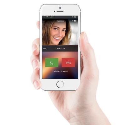 Immagine App smartphone videocitofono bticino