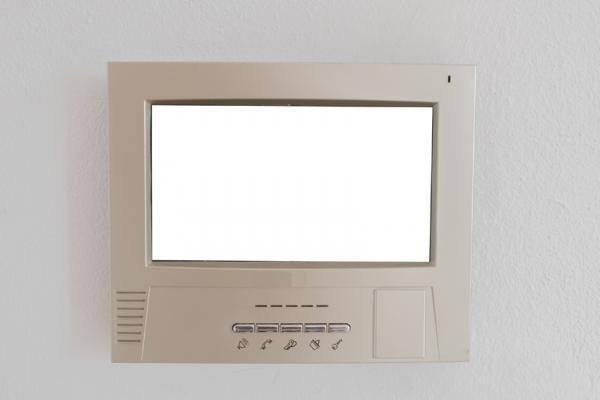 Videocitofono senza fili tecnologia touch