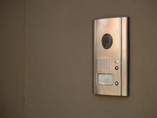 Videocitofono senza fili unità esterna