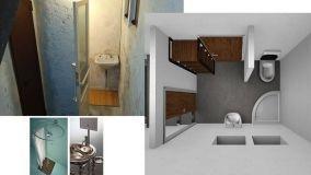 Dal progetto all'arredo: un'idea semplice per rifare il bagno