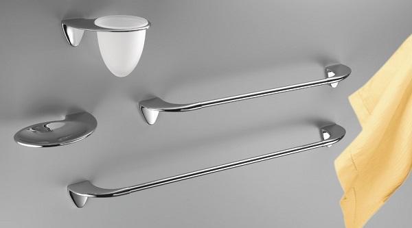 Rifare il bagno: accessori by Colombo Design, Khala