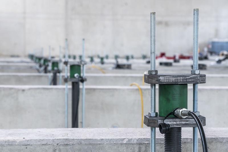Consolidamento con i micropali a pressione Novatek
